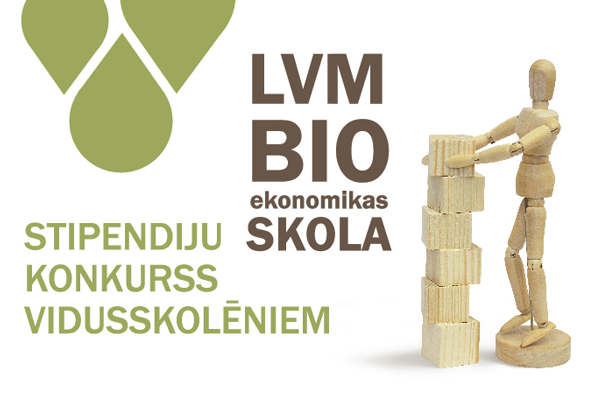 Bioekonomikas jaunuma zinas banneris